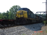 CSX 239   GE AC44CW      July 17, 2008
